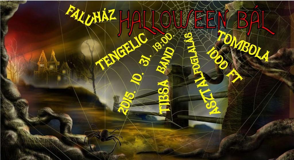 Halloween bal