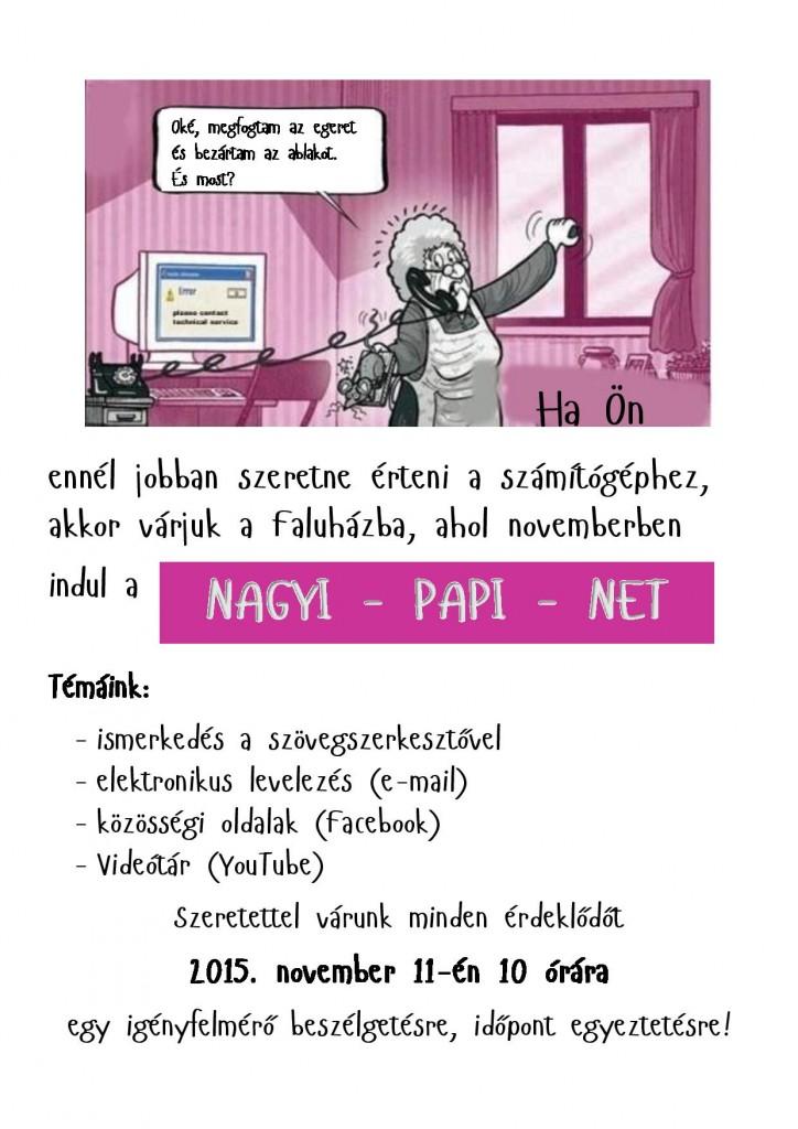 Nagyi-papi-net
