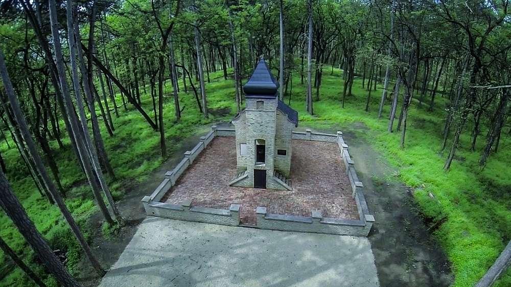 benyovszky kápolna