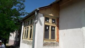 Szőlőhegy volt iskola épület