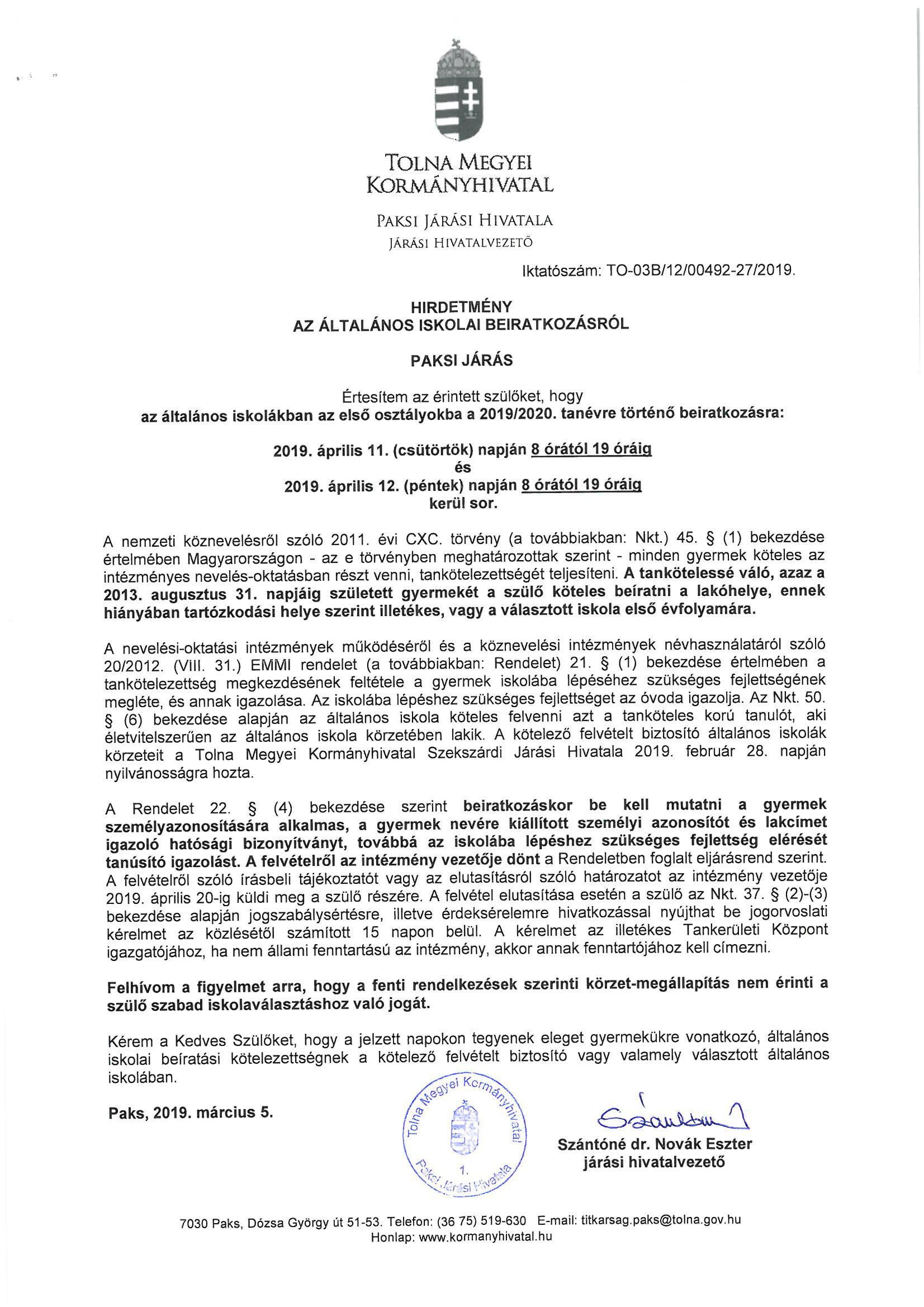 Hirdetmeny-a-2019.evi-1.osztalyos-beiratkozasrol-2