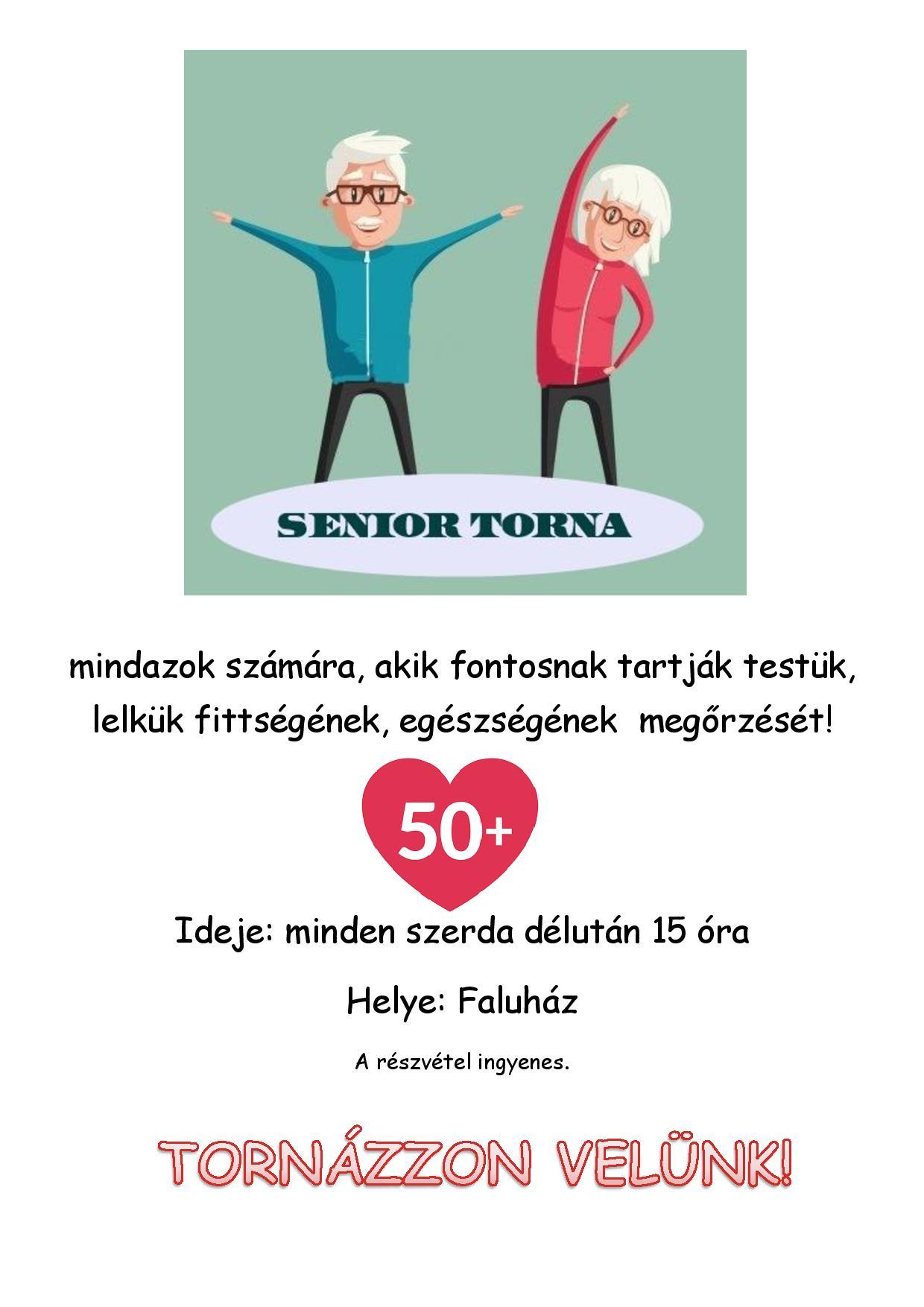 Senior torna2