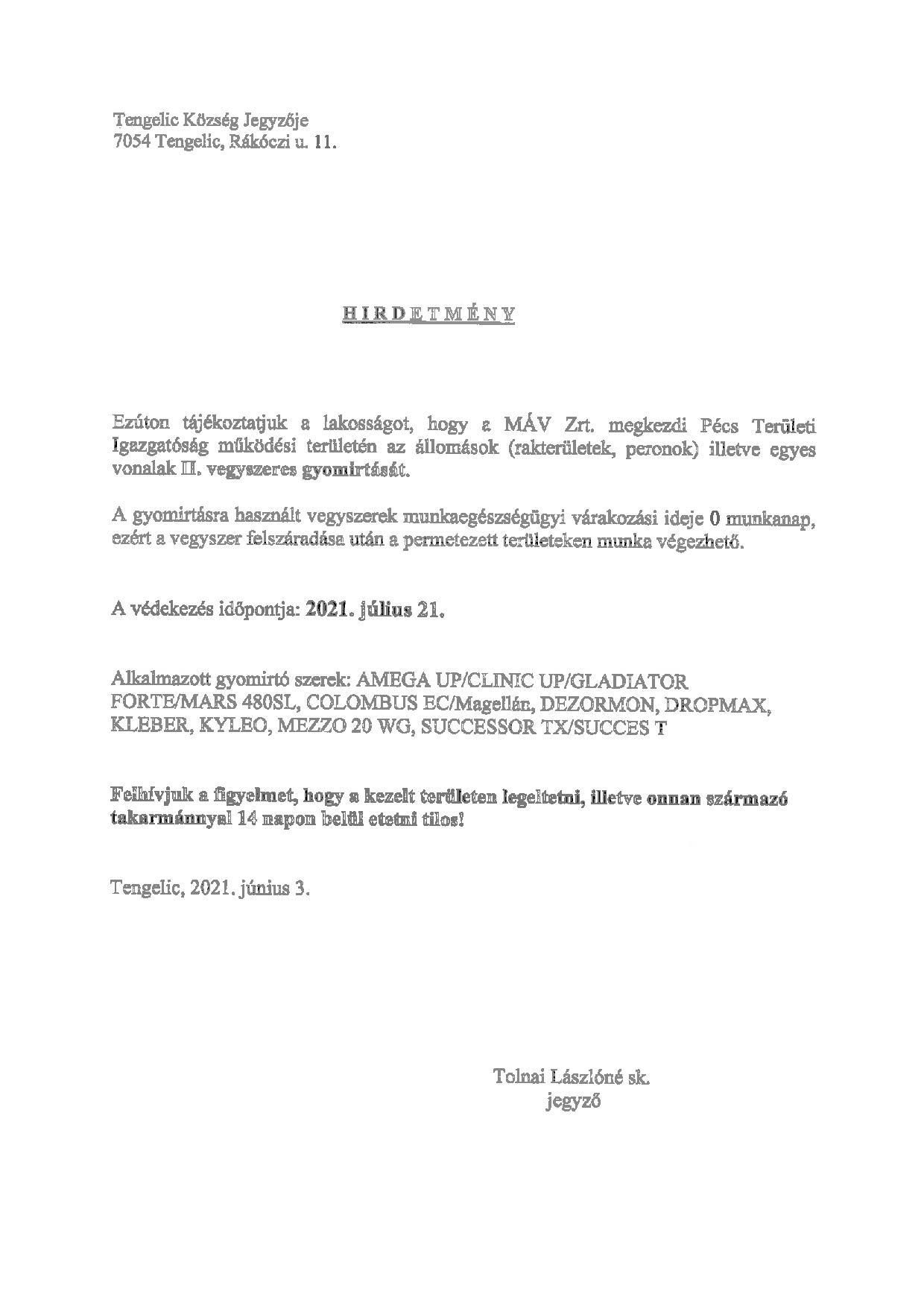 Hirdetmény vegyszeres gyomirtás MÁV-page-001